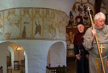 Kirkerundtur med Bjørn d. 7. oktober