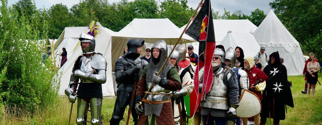 Slaget om Stormandsgaarden - Foto: Sukey Brown