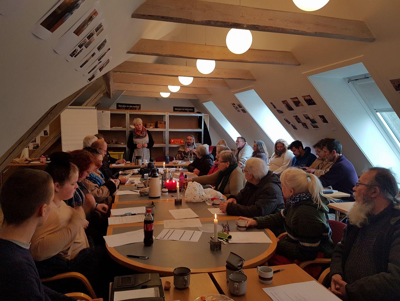 Vennekredsens Generelforsamling 2018
